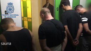 Desalojan una sauna con un centenar de personas sin mascarillas en Malasaña
