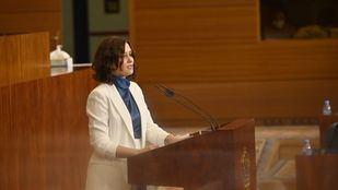 Todos los anuncios de Isabel Díaz Ayuso en su discurso en la Asamblea
