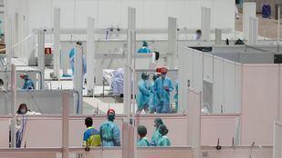 Madrid registra en las últimas 24 horas 705 nuevos positivos y 33 fallecidos con coronavirus