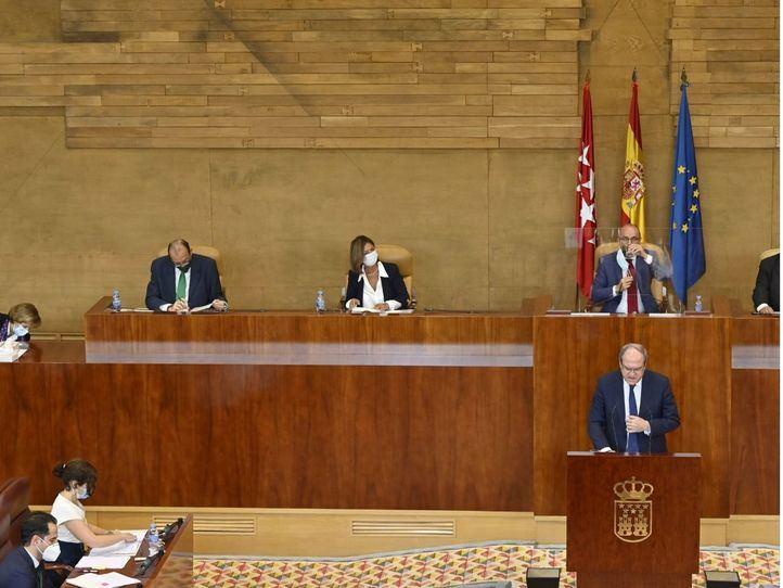 Gabilondo se abre a una posible moción de censura: