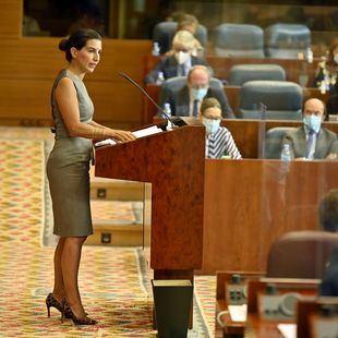 Rocío Monasterio: 'Yo he cumplido con mis promesas, usted no'