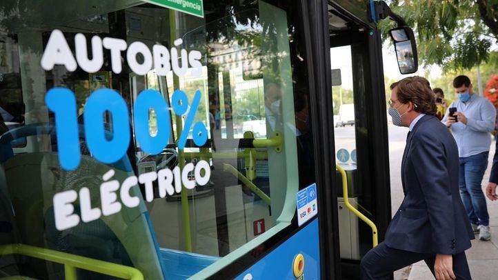 En marcha la tercera línea cero emisiones, que conecta Puerta de Toledo con Argüelles