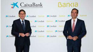 Luz verde a la fusión de CaixaBank y Bankia