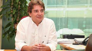 Javier Ayala, alcalde de Fuenlabrada.