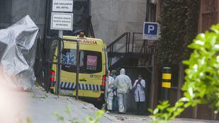 La Comunidad pondrá en marcha otro hotel medicalizado la semana que viene
