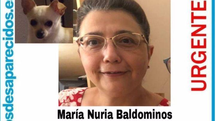 Desaparecida una mujer de 55 años que necesita medicación urgente