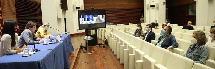 Creada una Mesa de Coordinación con los 21 concejales de distrito para abordar las últimas medidas