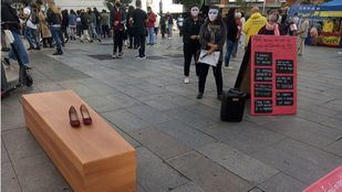 Decenas de personas exigen en Callao el fin de la prostitución