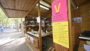 La pandemia cerca la Feria del Libro de Vallecas