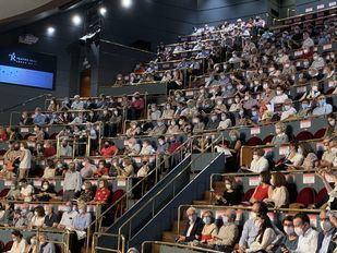 El Teatro Real defiende que cumplía con 'todas las normas vigentes' de aforo