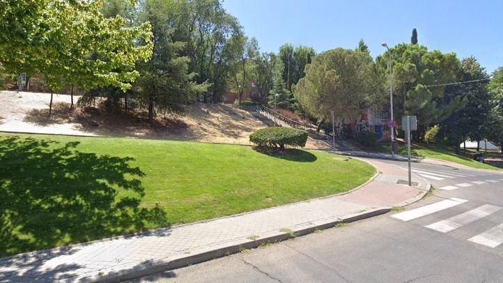 Calle San Restituto, donde ha sido hallado el cadáver