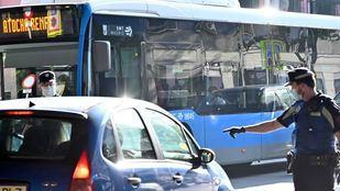 Primer día de restricciones a la movilidad en 37 zonas básicas de salud