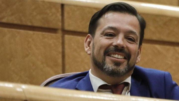 El popular David Erguido renuncia a su escaño en el Senado pero no al de la Asamblea de Madrid