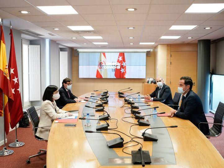 La primera reunión del Grupo COVID-19 establece un calendario de trabajo