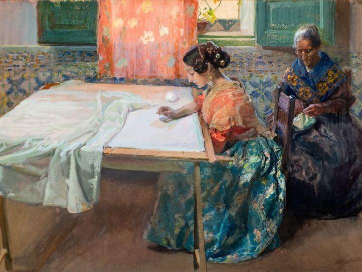 El Museo Sorolla inaugura 'Sorolla. Femenino plural'