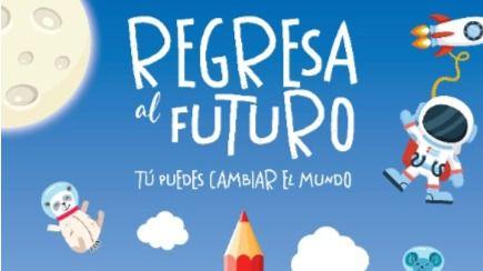 Cartel del concurso internacional de dibujo infantil