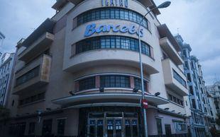 Teatro Barceló, en el distrito Centro.