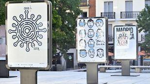 Madrid Gráfica 2020 expone los carteles seleccionados bajo el lema 'Covid Exit'