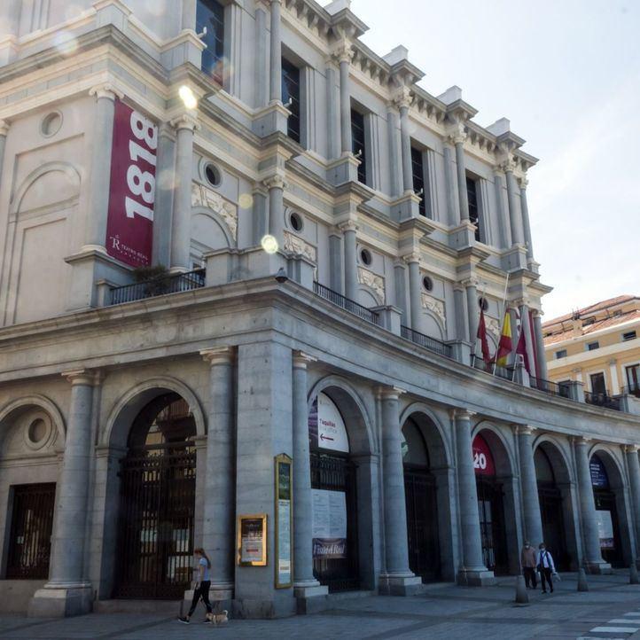 El Teatro Real limita el aforo al 65% en cada una de sus zonas tras el incidente del domingo