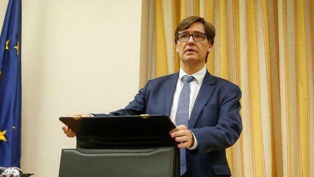 Illa anuncia un acuerdo unánime para reducir a 10 días la cuarentena de contactos estrechos de positivos Covid