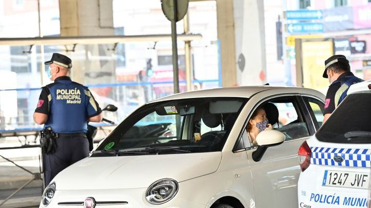 Las multas por incumplir las restricciones a la movilidad se impondrán cuando haya ratificación judicial