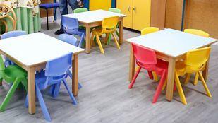 La futura escuela infantil de Villaverde contará con pintura antiCovid en su interior