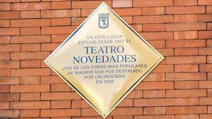 El 23 de septiembre de 1928 la ciudad de madrid sufrió una de sus grandes tragedias: el incendio del teatro Novedades