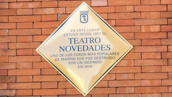 23 de septiembre: incendio del teatro Novedades