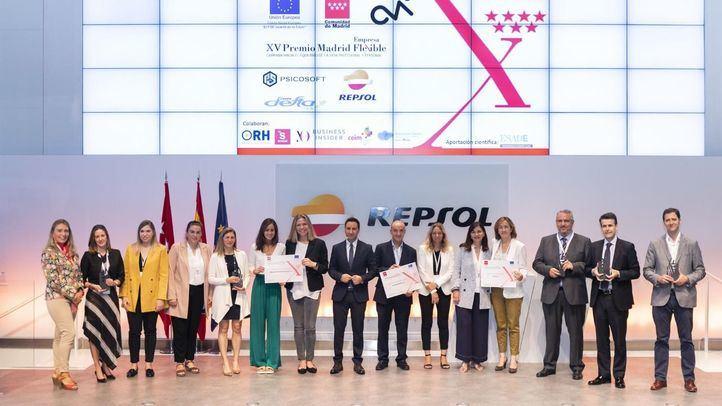 Premios Empresa Flexible 2019