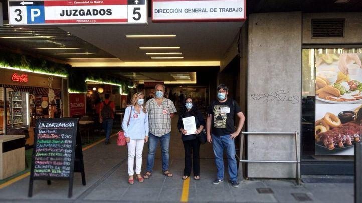 CCOO tilda de 'éxito' las jornadas de huelga educativa
