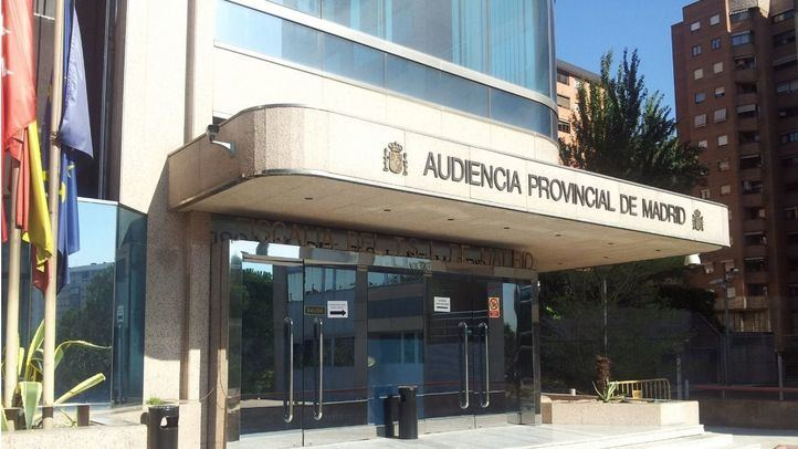 Sede Audiencia Provincial de Madrid