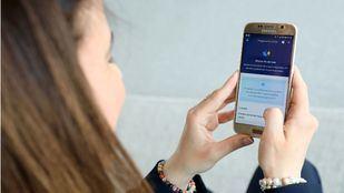 Los clientes de BBVA en España podrán realizar consultas financieras a su asistente virtual Blue vía WhatsApp