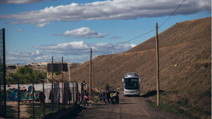 Fundación Mutua Madrileña financiará una línea de bus para estudiantes que unirá la Cañada Real y Madrid
