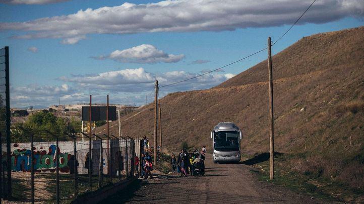Fundación Mutua Madrileña financiará una línea de autobús que unirá la Cañada Real y Madrid para jóvenes estudiantes que quieran continuar su formación.