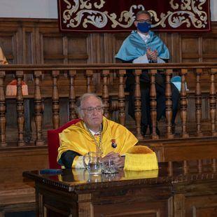 Un discurso revelador de Melchor Álvarez de Mon sobre la Covid-19