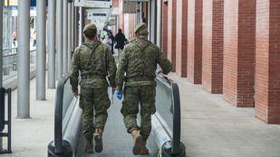 Robles asegura que la Comunidad aún no ha pedido de manera formal el despliegue de militares