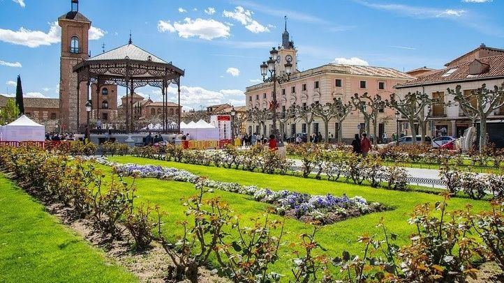 Residencial Jardín de Cervantes, un oasis en Alcalá de Henares
