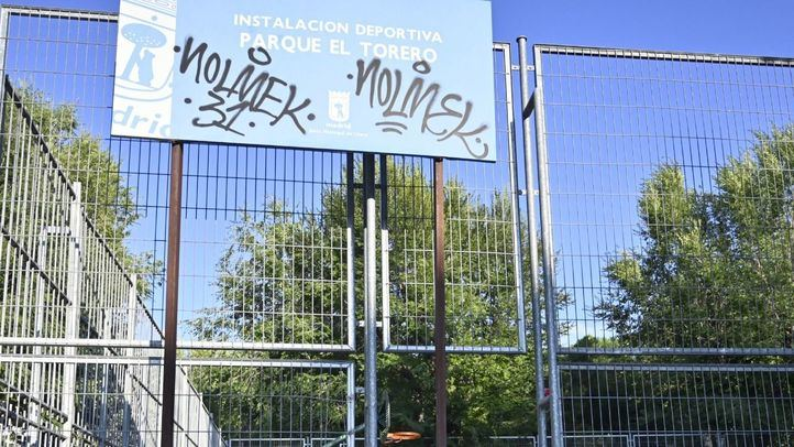 Instalaciones deportivas del Jardín del Torero