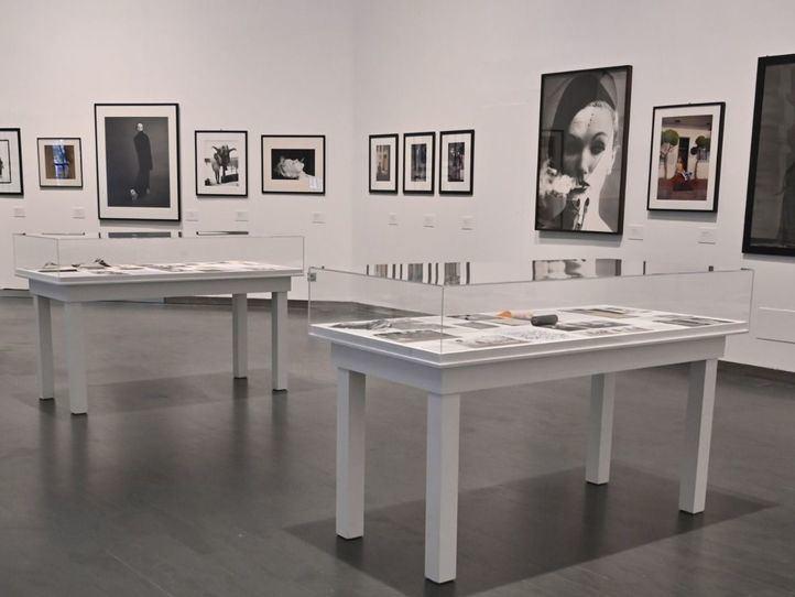 La exposición 'Entre el arte y la moda. Fotografías de la colección de Carla Sozzani' puede verse en CentroCentro.