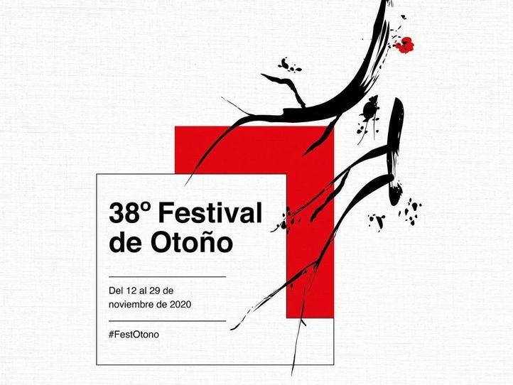Cartel del 38º Festival de Otoño