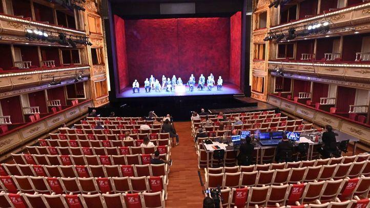 Presentación de la nueva temporada del Teatro de la Zarzuela