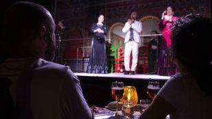 El tablao Flamenco Torres Bermejas en su reapertura