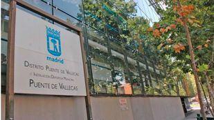 Centro deportivo municipal Puente de Vallecas