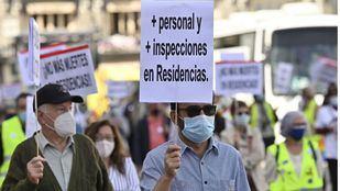 Marea de Residencias exige una ley de residencias estatal 'justa, digna y responsable'