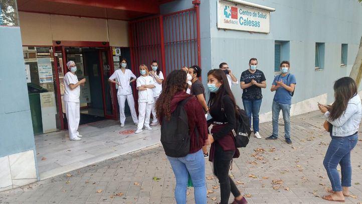 Desconvocada la huelga de Atención Primaria de este lunes tras un acuerdo con Sanidad