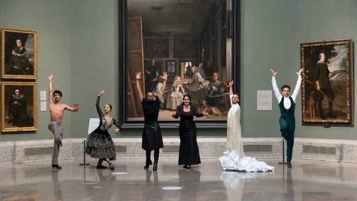 El Flamenco toma el Museo del Prado de la mano de Antonio Najarro