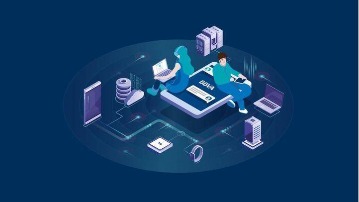 BBVA incorpora a un millón de clientes a un sistema de pagos electrónicos más seguros
