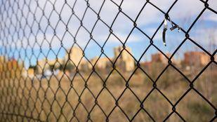Terrenos de la antigua cárcel de Carabanchel