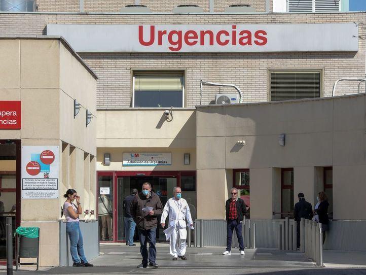 Las hospitalizaciones por Covid se reducen un 66% en una semana
