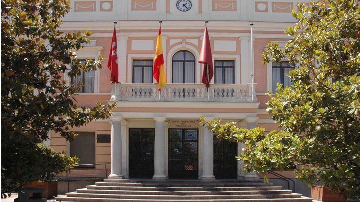 Sede de la Junta Municipal de Puente de Vallecas